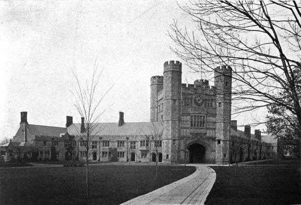 Blair_Hall_Princeton_University_c1907